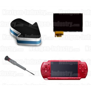 Forfait réparation de votre écran PSP 2004 Slim