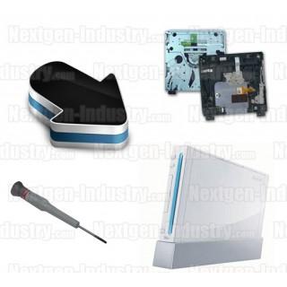 Forfait réparation mécanisme Lecteur Wii