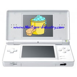 Forfait nettoyage et révision Nintendo DS Lite