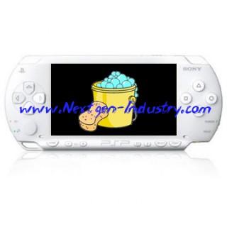Entretien, nettoyage et révision PSP Slim