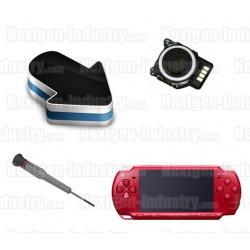 Forfait réparation PSP Slim: Joystick PAD analogique