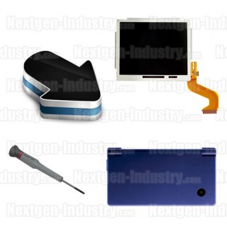 Réparation écran du haut LCD Nintendo DSi