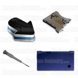 Réparation lecteur de cartes Slot 1 Nintendo DSi / DSi XL