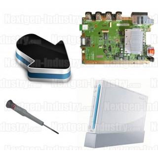 Forfait réparation carte mère Wii
