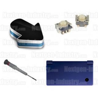 Réparation Gâchette Bouton R et L Nintendo DSi / DSi XL