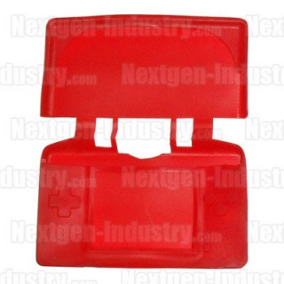 Housse silicone Rouge Nintendo DS Lite