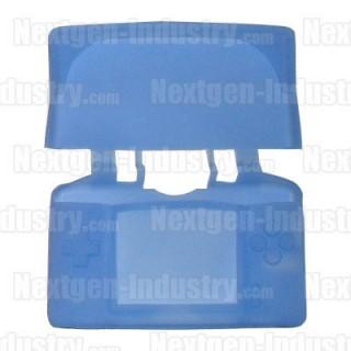 Housse silicone Bleue Nintendo DS Lite