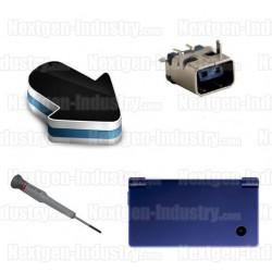 Réparation prise secteur chargeur Nintendo DSi / DSi XL