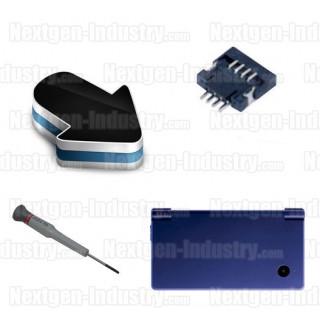Réparation connecteur P10 P18 Nintendo DSi / DSi XL