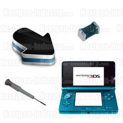 Réparation fusibles Nintendo 3DS / 3DS XL