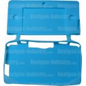 Housse silicone Bleue Nintendo 3DS
