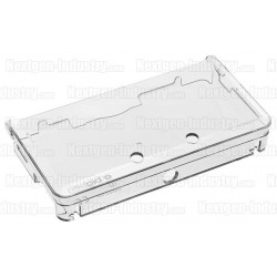 Coque protection Transparente Nintendo 3DS