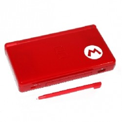 Coque DS Lite Super Mario Rouge