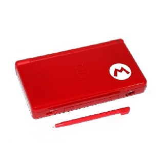 Coque DS Lite Super Mario Rouge
