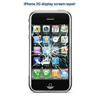 Reparation vitre tactile iphone 3G