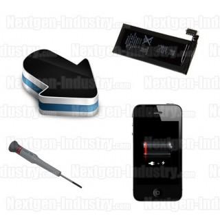 Réparation batterie Iphone 4G