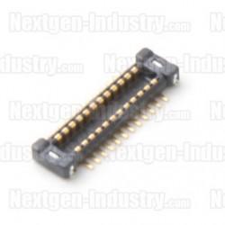 Connecteur 1 nappe écran LCD 3G