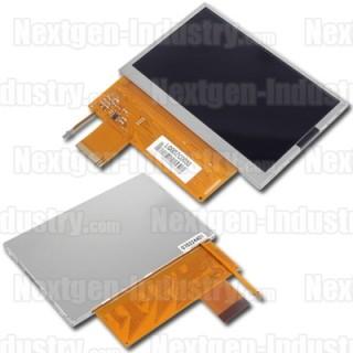 Ecran PSP Fat + retro-éclairage SHARP