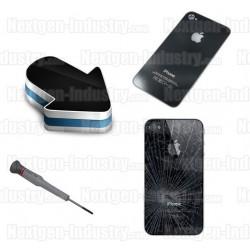 Réparation vitre arrière Iphone 4G