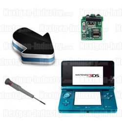 Réparation infra-rouge Bluetooth Nintendo 3DS / 3DS XL