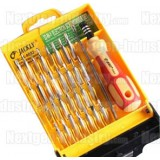 Boîte Outil 32 embouts tournevis torx + brucelle + Trywing