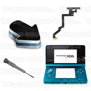 Réparation caméra appareil photo Nintendo 3DS