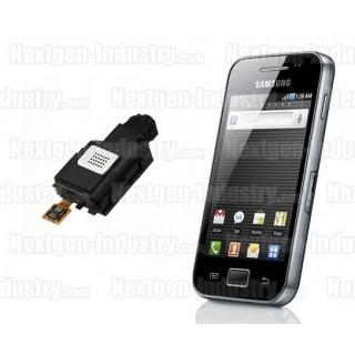 Réparation haut-parleur prise jack Samsung Galaxy Ace S5830