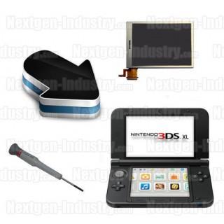 Réparation écran LCD Bas Nintendo 3DS XL