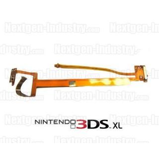 Nappe 3D et Hauts-parleurs 3DS XL