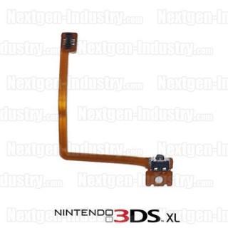 Gâchette + nappe gauche 3DS XL