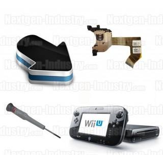 Réparation lentille bloc optique Wii-U