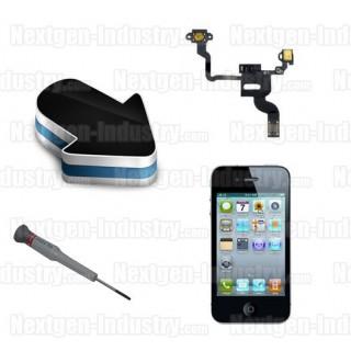 Réparation bouton power capteur proximité Iphone 4G