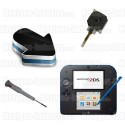 Réparation joystick PAD Nintendo 2DS