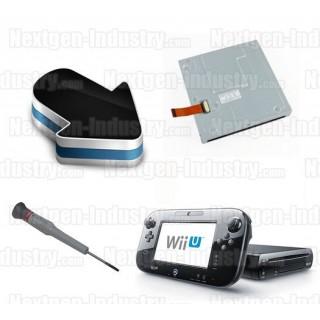 Réparation lecteur optique Wii-U