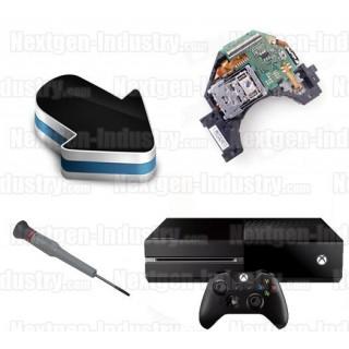 Réparation bloc optique lentille Xbox One