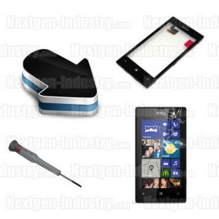 Réparation vitre tactile Nokia Lumia 520