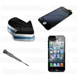Réparation écran LCD + vitre tactile iphone 5