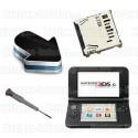 Réparation lecteur SD Nintendo 3DS XL