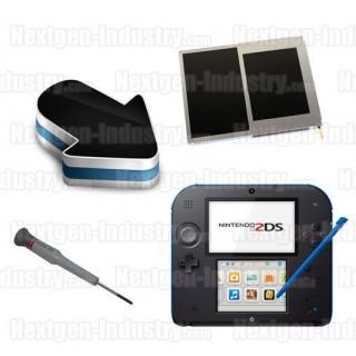 Réparation écran LCD Nintendo 2DS