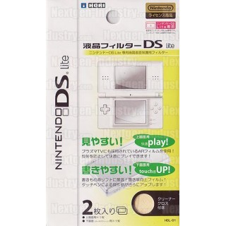 Protège écran Nintendo Ds Lite Hori