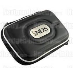 Housse rigide Noire pour Nintendo DS Lite et DSi