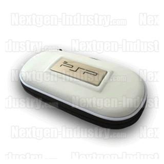 Housse rigide pour PSP & PSP Slim Blanche