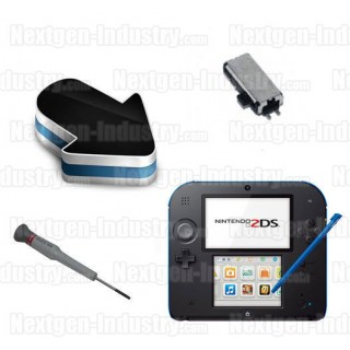 Réparation bouton volume son Nintendo 2DS