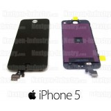 Ecran complet LCD tactile Iphone 5 Noir