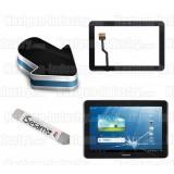 Réparation vitre tactile Galaxy Tab 2.0 10.1 P5100 P5110