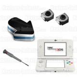 Réparation Gâchettes Bouton R et L Nintendo New 3DS / New 3DS XL