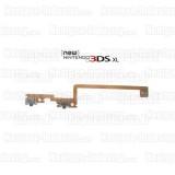 Gâchette + nappe gauche L Nintendo New 3DS XL