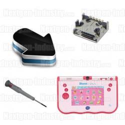 Réparation prise chargeur alimentation Vtech Storio Max 5