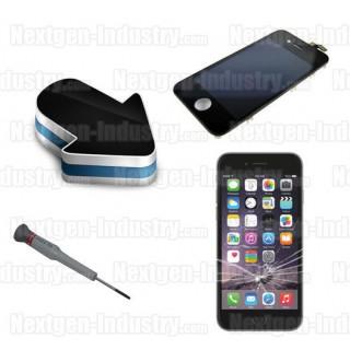 Réparation écran LCD + vitre tactile iphone 6 Plus