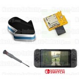 Réparation lecteur Micro-SD Nintendo Switch